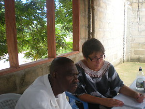 About Homeopathy. Ghana - Martin and I