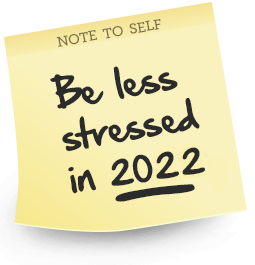 News and Views . Feel Less Stressed 2017